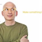Interview with Seth Godin, The World's Greatest Blogger! & The Icarus Deception