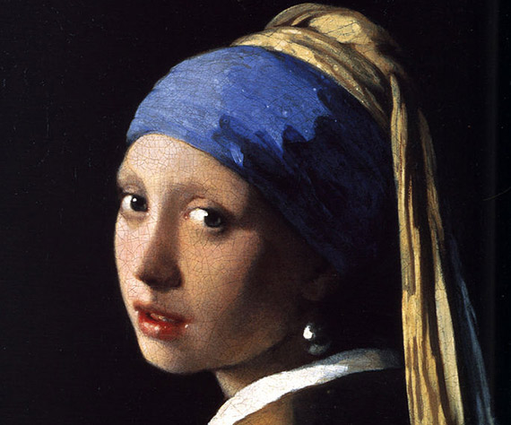 Girl with a Pearl Earring, by Johannes Vermeer - Wikimedia Commons