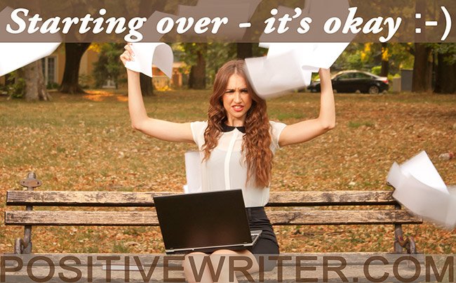 start-over-writing