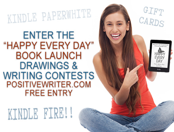 Win Kindles and Amazon Gift Cards!