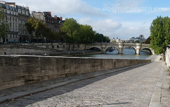 Walk about, Paris. Photo by Bryan Hutchinson