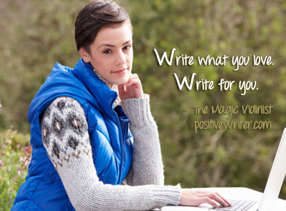 Write for you