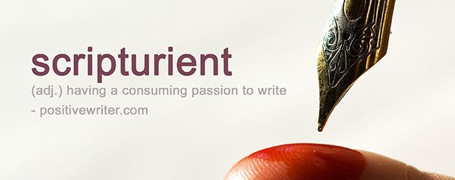 Scripturient
