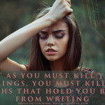 A Crazy Myth Writers Need To Kill