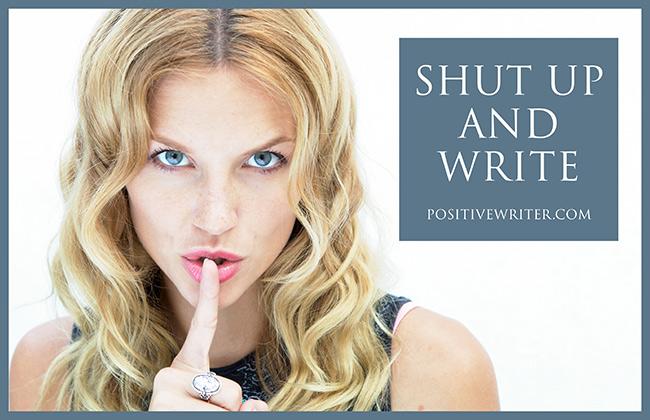 shut-up-write