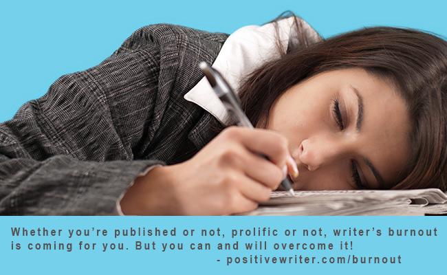 Writing Burnout