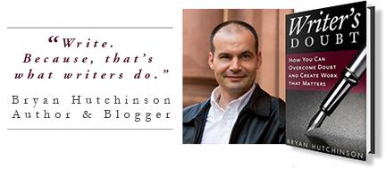 Bryan Hutchinson writer