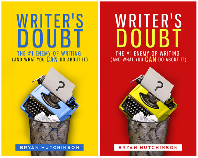 Book Cover Designs Red and Yellow
