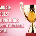 Nominate the Best Writing Blogs for 2015