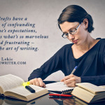The Agony of Early Drafts – Should YOU Keep Writing? (Good Question)