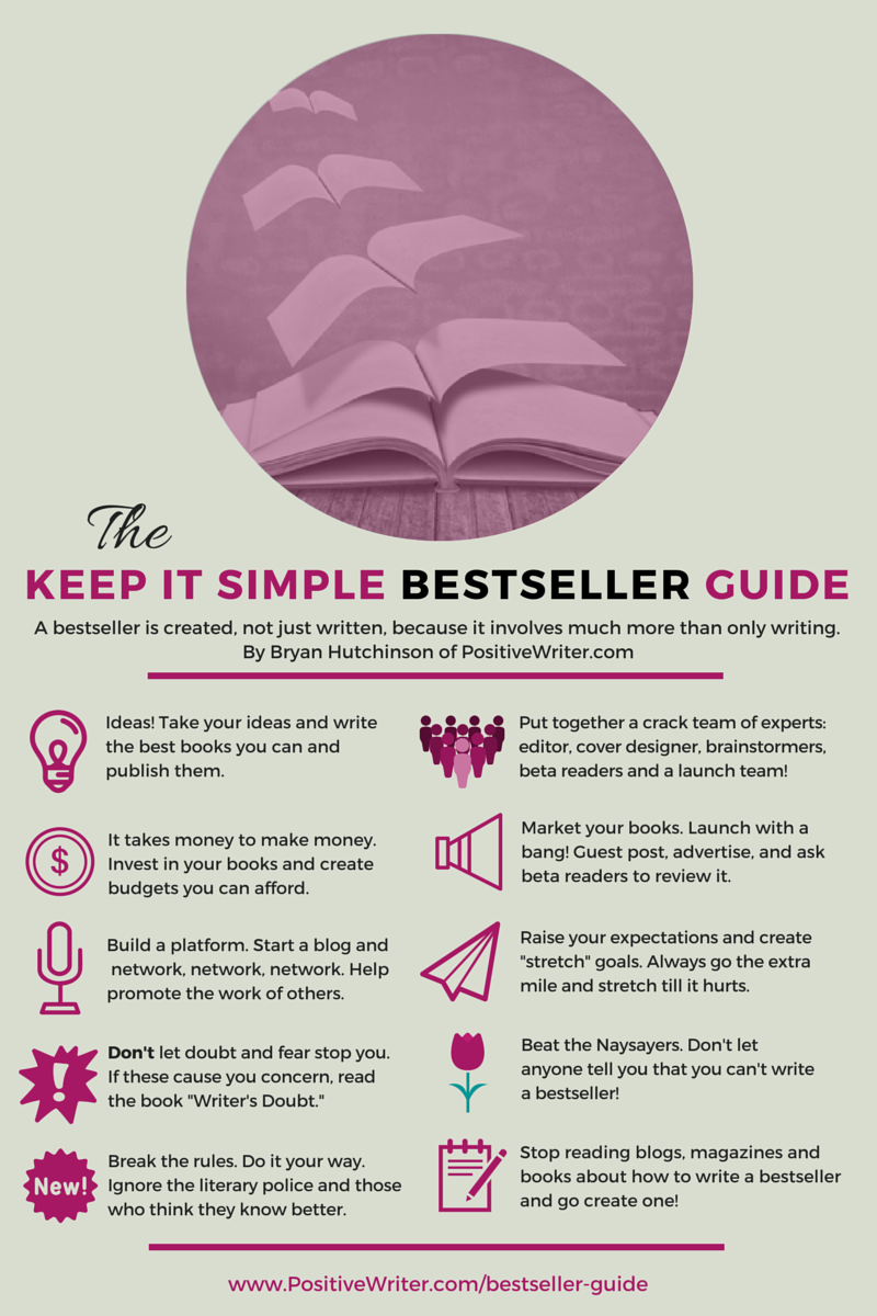 Keep it Simple Bestseller Guide
