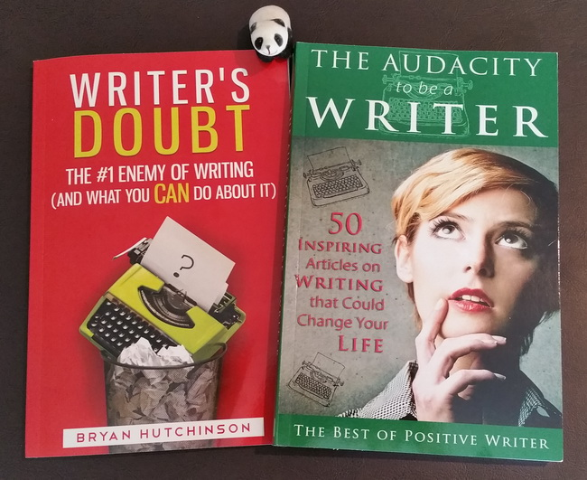 Books about writing.