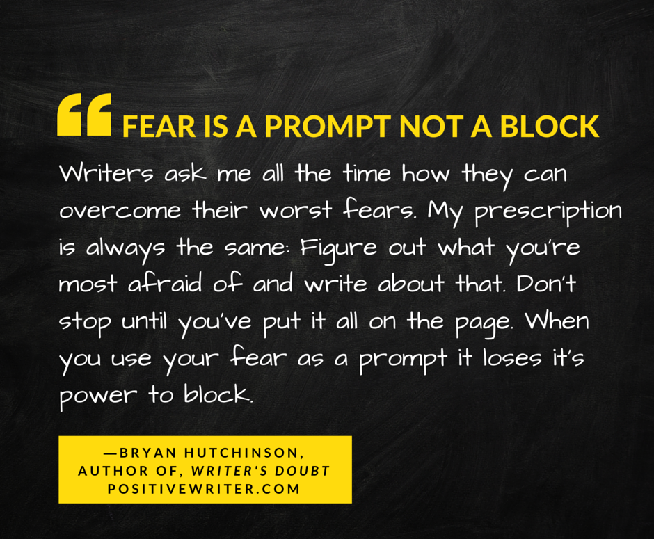 fear is a prompt not a block