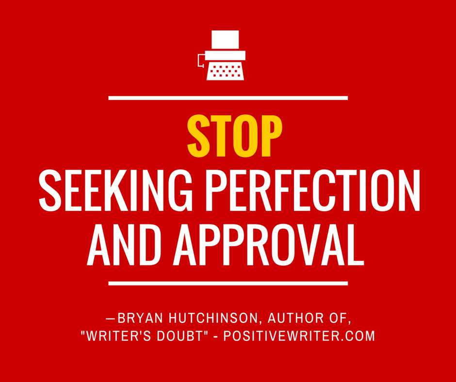 stop seeking approval