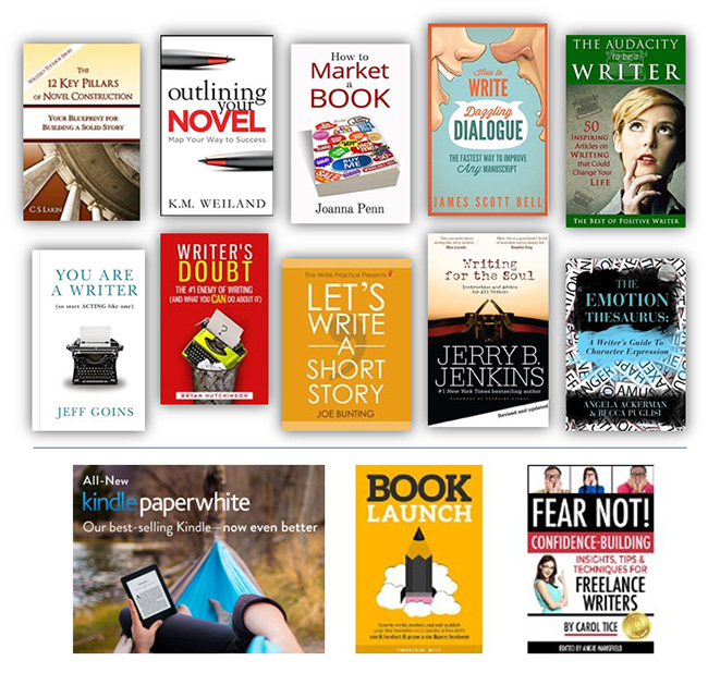 books-giveaway-on-writing