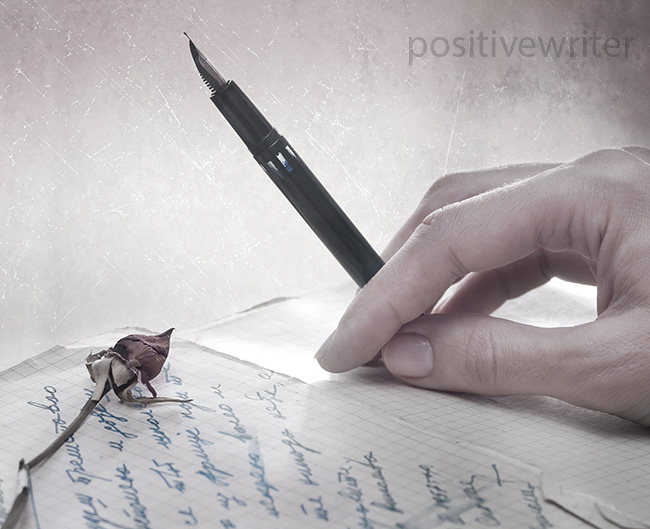 writing about someone you love