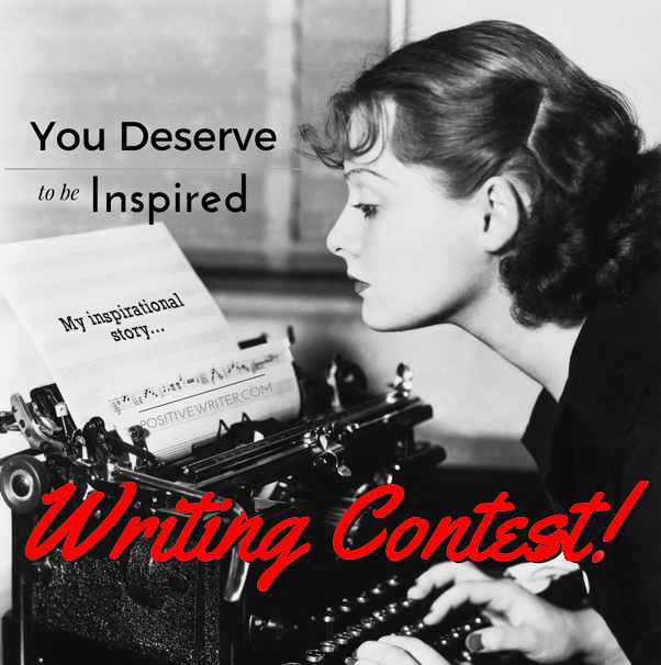 Writing Contest: You Deserve to be Inspired