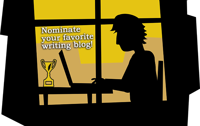 Nominate Your Favorite Writing Blog as The Best!