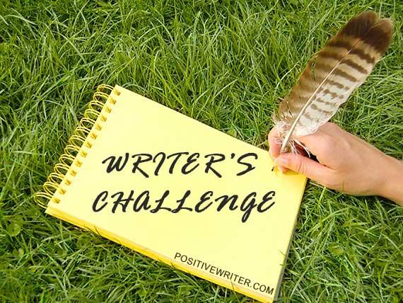 Writer's Challenge